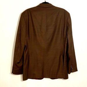Hugo Boss Suits & Blazers - Hugo Boss Black Label Brown Pasolini Blazer